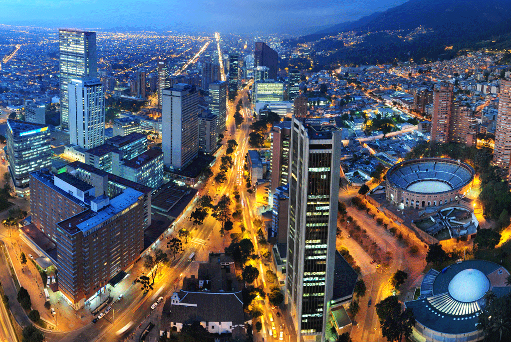 Hospital internship in Bogota