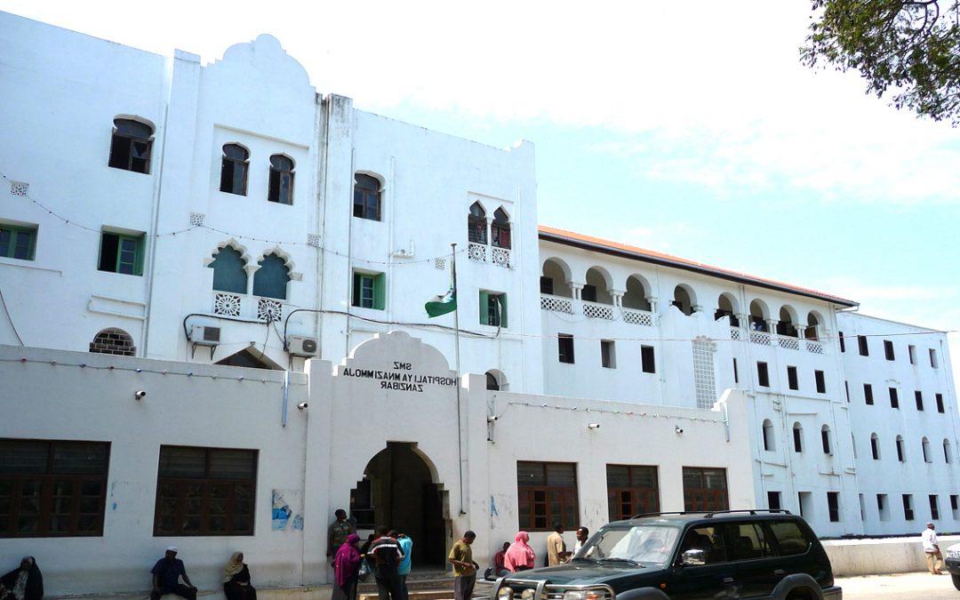 Mnazi Mmoja in Zanzibar, Tanzania