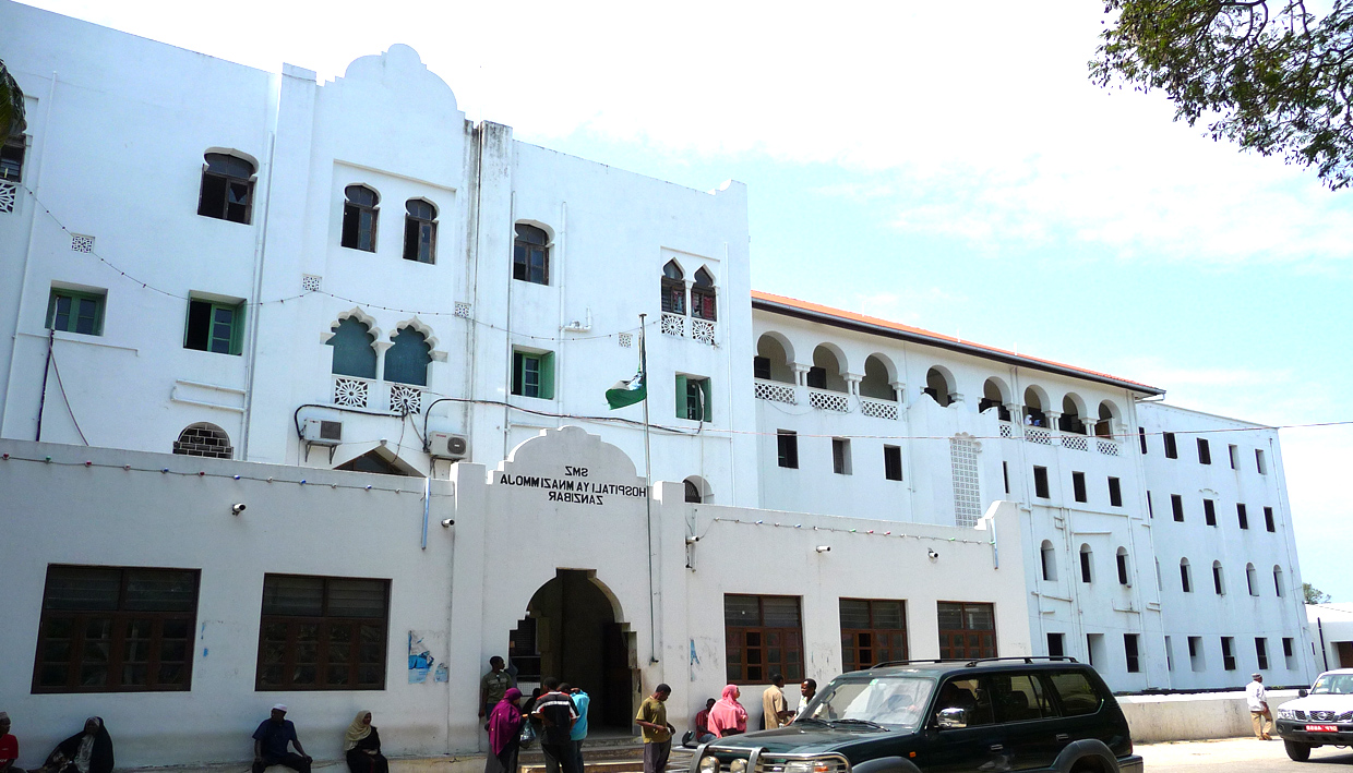 Hospital internships and electives in Mnazi Mmoja Hospital, Zanzibar