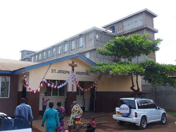 Hospital internships and electives at St. Joseph Hospital in Moshi, Tanzania